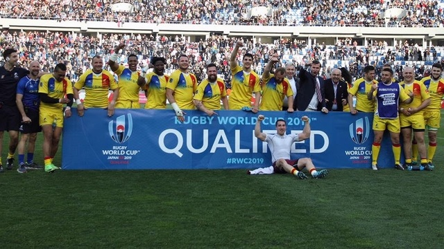 3) RUGBY WORLD CUP